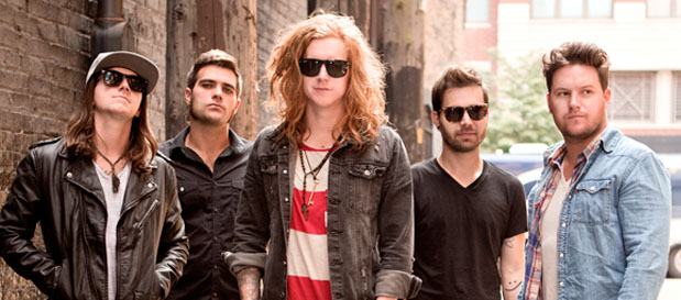 We The Kings 2013 2 - Interview - Hunter Thomsen and Coley O'Toole of We The Kings