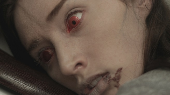 Contracted still