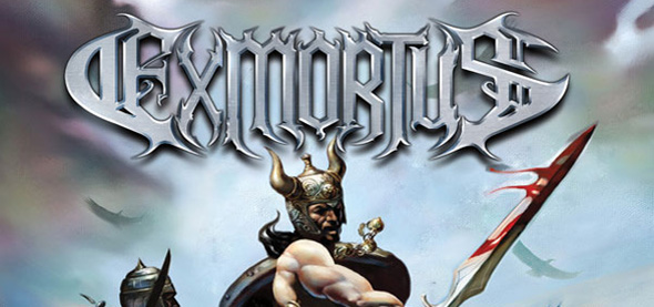 exmortus slide - Exmortus - Slave To The Sword (Album Review)
