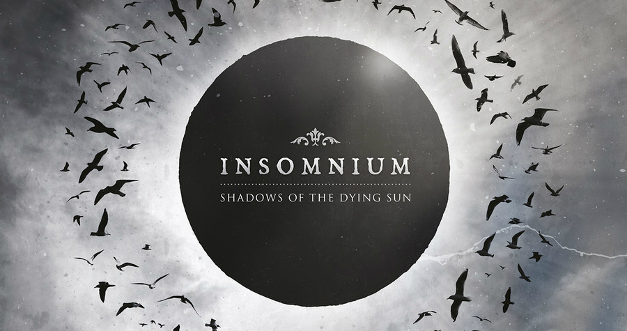 insomnium shadows of the dying sun1 - Insomnium - Shadows of the Dying Sun (Album review)