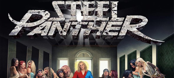 steel slide 2 - Steel Panther - All You Can Eat (Album review)