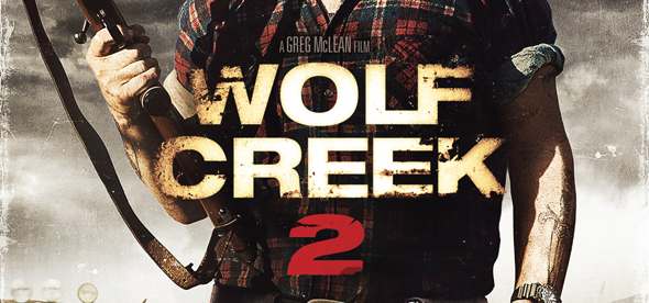 wolf slide - WOLF CREEK 2 - Unleash your inner Mick Taylor Contest