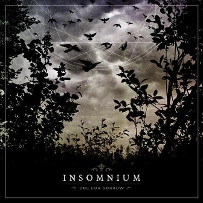 Insomnium One for Sorrow album cover - Interview - Niilo Sevänen of Insomnium