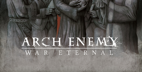 arch enemy cover edited 1 - Arch Enemy - War Eternal (Album review)