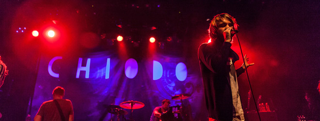 chiodos 14 1 - Chiodos The Devil's Dance tour Selling Out NYC 5-21-14 w/ Emarosa, Hands Like Houses, Our Last Night, & '68