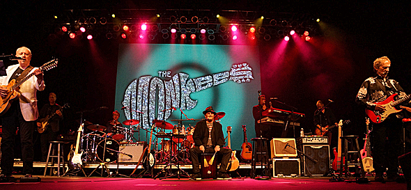 monkees slide edited 1 - The Monkees Recapture The Magic at The Paramount Huntington, NY 5-25-14