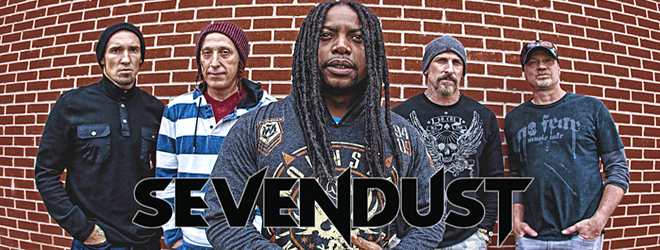 sevendust 2014 interview - Interview - Lajon Witherspoon of Sevendust