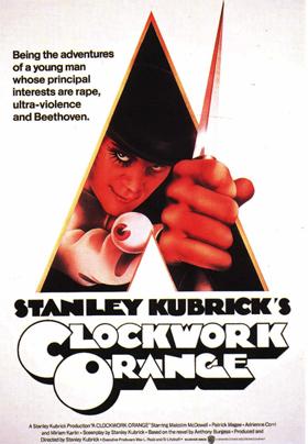 A Clockwork Orange poster cult films 424739 1116 1612 - Interview - P-Nut of 311