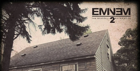 EMINEM MARSHALL MATHERS LP 21 - Eminem - The Marshall Mathers LP 2 (Album review)
