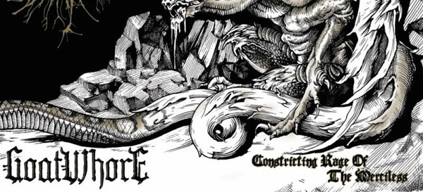 Goatwhore Constricting Rage Of The Merciless edited 2 - Goatwhore - Constricting Rage of the Merciless (Album review)