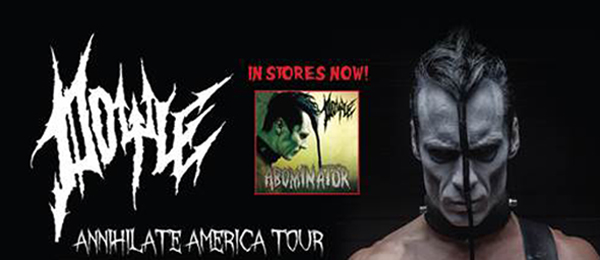 "doyle slide - Doyle Announces ""Annihilate America Tour"""