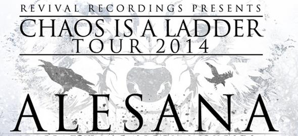 ts3b chaostourdatesadmat 11 - Alesana announces Chaos Is A Ladder Tour