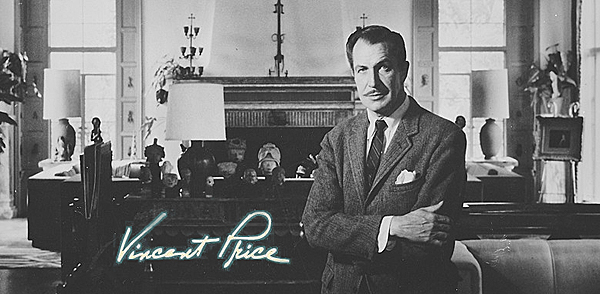 vincent slide 2 - Interview - Victoria Price - Reflections on Vincent Price