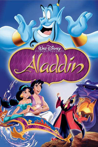 Aladdin Movie Poster - Remembering Robin Williams: the Talent, the Laughs, the Heartache