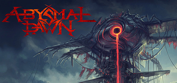 "abysmal edited 1 - Abysmal Dawn unleash album artwork for ""Obsolescence"""