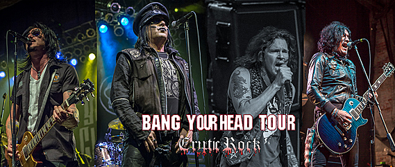 bang side 7 - Quiet Riot rocks The Paramount Huntington, NY 7-23-14 w/ Gilby Clarke, Bulletboys, & Faster Pussycat
