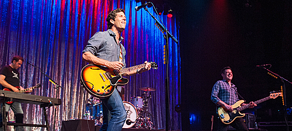 betterthanezra thespacewestbury stephpearl 6 - Better Than Ezra bring joy to The Space At Westbury, NY 7-25-14