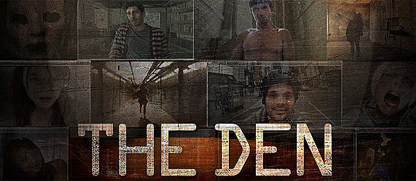 den movie poster1 - The Den (Movie review)