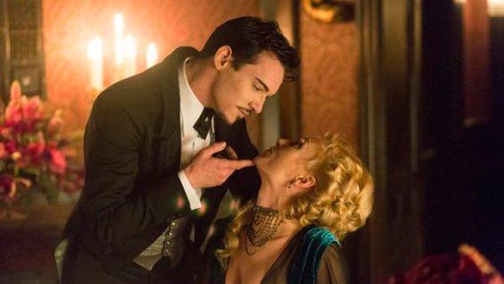 Still from NBC's Dracula
