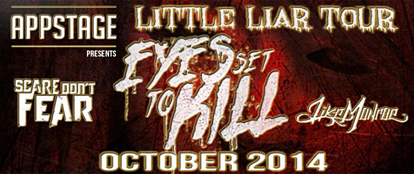 eyes set to kill 2014 - Eyes Set To Kill announce Little Liar Tour