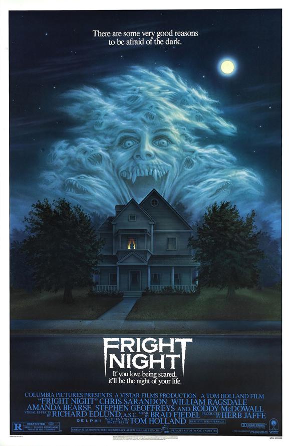 frightnight - Fright Night A Decade Defining Horror Film 30 Years Later