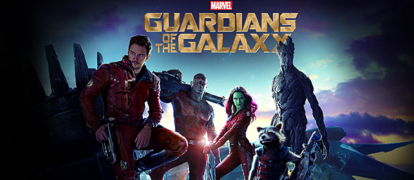 guardian slide - Guardians of the Galaxy (Movie review)