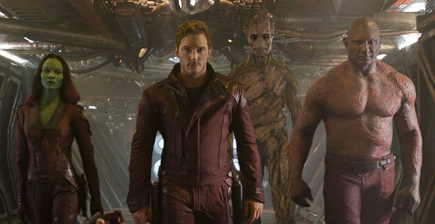 """Still from """"Guardians of the Galaxy"""" / Copyright Marvel Comics"""