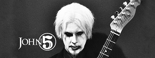 john 5 slide new - Interview - John 5 of Rob Zombie