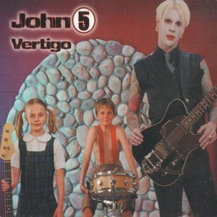 john 5   vertigo   front 1 - Interview - John 5 of Rob Zombie