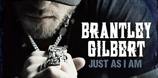 just as i am cover1 - Brantley Gibert - Just as I Am (Album review)