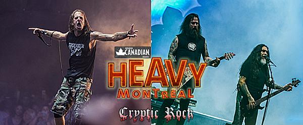 lamb slide 1 - Heavy Montréal day two domination Montréal, QC 8-10-14