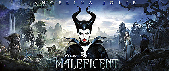 maleficent poster 1 edited 2 - Maleficent (Movie review)