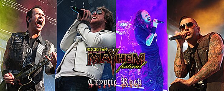 mayhem 5 - Mayhem Festival's mainstage tears up Jones Beach, NY 7-30-14 w/ Avenged Sevenfold, Korn, Asking Alexandria, Trivium