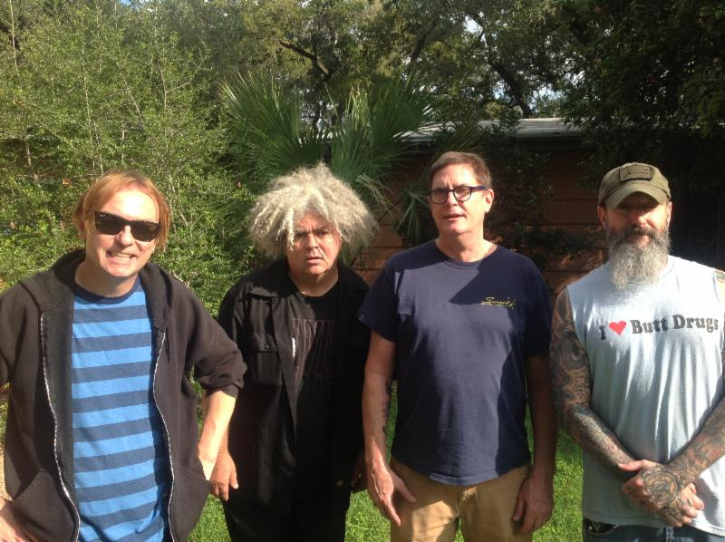 """melvins - The Melvins announce fall tour in support of new album """"Hold It In"""""""