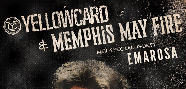 memphis yellowcard co headline tour edited 1 - Yellowcard, Memphis May Fire, & Emarosa announce fall tour