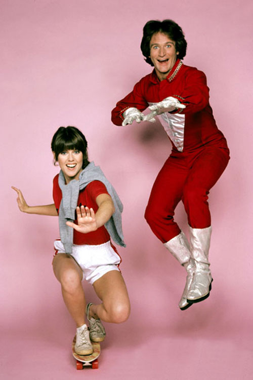 mork and mindy - Remembering Robin Williams: the Talent, the Laughs, the Heartache