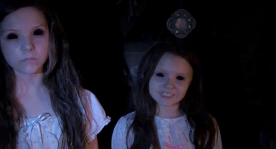Still from Paranormal Activity: The Marked Ones