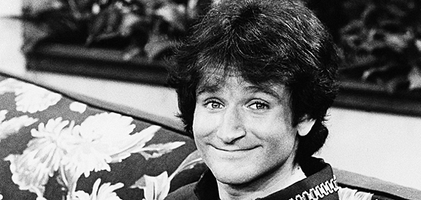 robin slide - Remembering Robin Williams: the Talent, the Laughs, the Heartache
