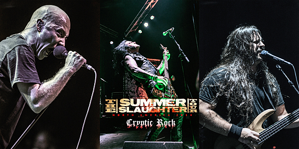 summer slide brighter 2 - The Summer Slaughter Tour 2014 rips apart The Observatory Santa Ana, CA  7-18-14