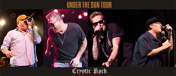under the sun 3 - Under The Sun Tour 2014 brings summer fun to The Paramount Huntington, NY 7-29-14