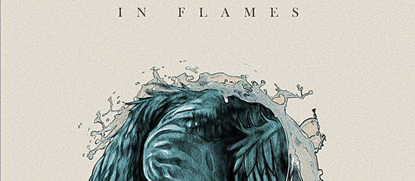 Album Cover Low Res edited 1 - In Flames - Siren Charms (Album Review)
