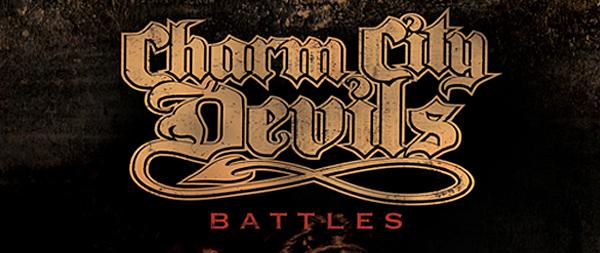 CCD.cover art - Charm City Devils - Battles (Album Review)