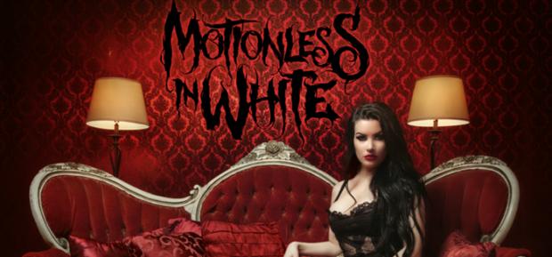 """Motionless In White Reincarnate cover - Motionless In White release music video for """"Reincarnate"""""""
