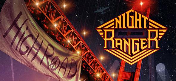 NIGHTRANGER hr cover 600x600 - Night Ranger - High Road (Album Review)