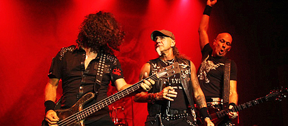 accept for slide edited 1 - Accept & Raven sellout Gramercy Theater, NYC 9-15-14