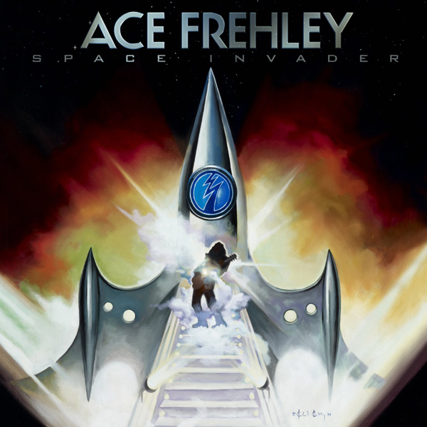 ace frehley space cover