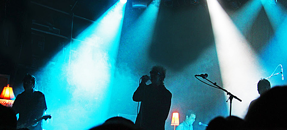 echo slide - Echo & The Bunnymen return to NYC with sold out show 8-16-14
