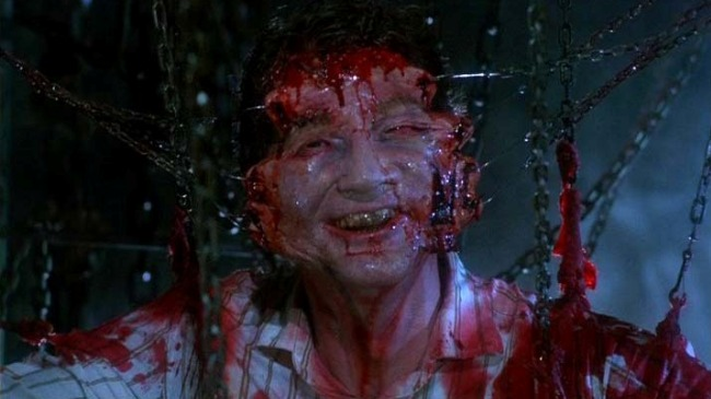 Andrew Robinson as Larry in Hellraiser