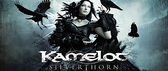 kamelot cover edited 2 - Kamelot - Silverthorn (Album Review)