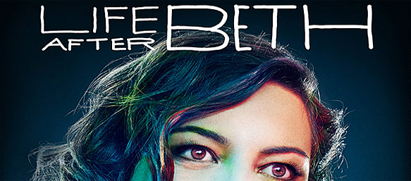 life after beth poster edited 1 - Life After Beth (Movie review)
